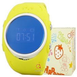 GPS Smart Watch Waterproor Q520S жел