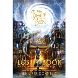 КНИГА Beauty and the Beast: Lost In a Book