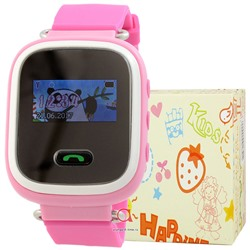 GPS Smart Kids Watch FW03C роз