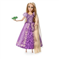 КУКЛА Rapunzel Classic Doll with Pascal Figure - 11 1/2'' (29,5см. высота)