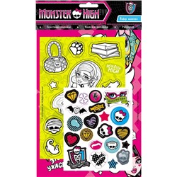 Monster High. Набор наклеек 2