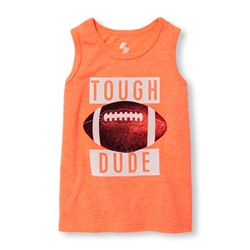 childrensplace МАЙКА НА МАЛЬЧИКА Toddler Boys PLACE Sport Sleeveless Graphic Tank Top
