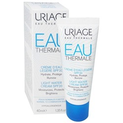 КРЕМ URIAGE CREME D'EAU LEGERE SPF20 40ML