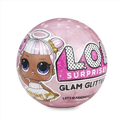 Оригинал! L.O.L. Surprise! Glam Glitter Series Doll with 7 Surprises