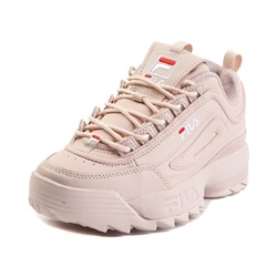 КРОССОВКИ ЖЕНСКИЕ Womens Fila Disruptor II Premium Athletic Shoe Pink