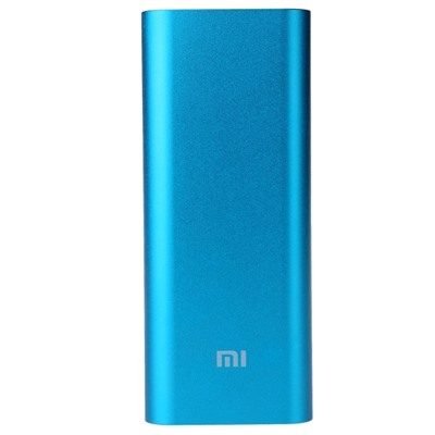 Power Bank XIAOMI, 20800 mAh Синий