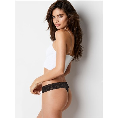 ТРУСИКИ ЖЕНСКИЕ THE LACIE Floral Lace Thong Panty