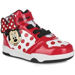 Ботинки  Disney Minnie DM001700 красный