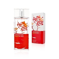 Туалетная вода Armand Basi Happy In Red (wom) 100 ml