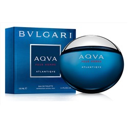 Туалетная вода Bvlgari Aqva atlantique (men) 100 ml