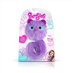 ИГРУШКА Pomsies Speckles Plush Interactive Toys, Purple/Lavender