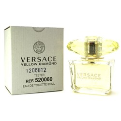 ТУАЛЕТНАЯ ВОДА VERSACE YELLOW DIAMOND (WOM) 90 ML TESTER