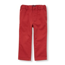 childrensplace ШТАНЫ НА МАЛЬЧИКА Toddler Boys Skinny Chino Pants