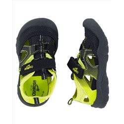 oshkosh САНДАЛИ НА МАЛЬЧИКА OSHKOSH ATHLETIC BUMP TOE SANDALS