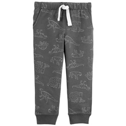 Carter's | Toddler Dinosaur French Terry Joggers