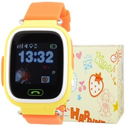 GPS Smart Kids Watch FW01T жел