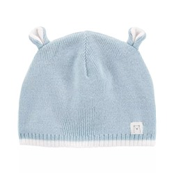 ШАПОЧКА НА МАЛЬЧИКА Carter's | Baby Knit Bear Cap