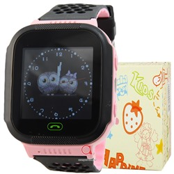 GPS Smart Kids Watch FW04T роз