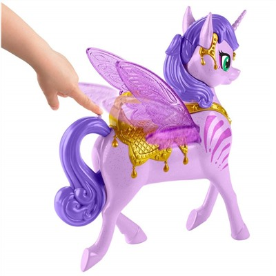 ИГРУШКА Fisher-Price Nickelodeon Shimmer & Shine, Magical Flying Zahracorn - Shimmer