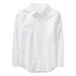 РУБАШКА НА МАЛЬЧИКА Oxford Shirt