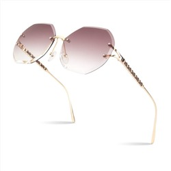 ОЧКИ Sunier Polarized Sunglasses for Women Sun Glasses Fashion Oversized Shades SUNIER S85