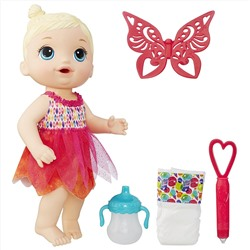 КУКЛА Baby Alive Face Paint Fairy (Blonde)