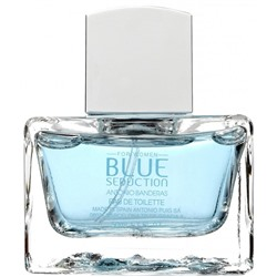 ANTONIO BANDERAS BLUE SEDUCTION edt W 80ml TESTER