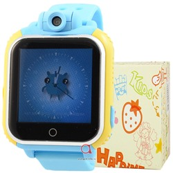 GPS Smart Kids Watch FW02T жел с гол