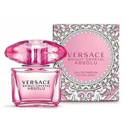 ПАРФЮМЕРНАЯ ВОДА VERSACE BRIGHT CRYSTAL ABSOLU (WOM) 90 ML