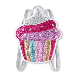 РЮКЗАК  ДЕТСКИЙ Girls Embellished Cupcake Mini Backpack NEW!