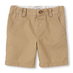 childrensplace ШОРТЫ НА МАЛЬЧИКА Toddler Boys Woven Chino Shorts