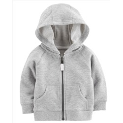 ХУДИ НА МАЛЬЧИКА Zip-Up French Terry Hoodie