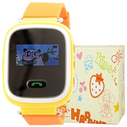 GPS Smart Kids Watch FW03C жел
