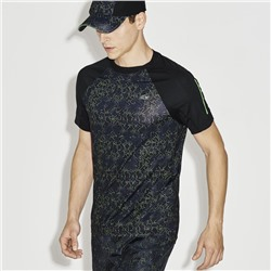 МУЖСКАЯ ФУТБОЛКА MEN'S SPORT PRINT TECHNICAL JERSEY TENNIS T-SHIRT