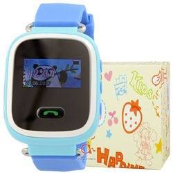 GPS Smart Kids Watch FW03C син