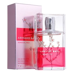 Туалетная вода Armand Basi Sensual Red (wom) 100 ml