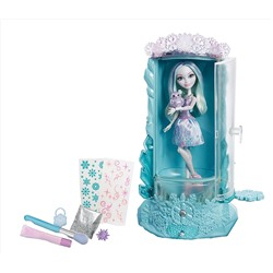 КУКЛА (упаковка без фрустрации) Ever After High Epic Winter Sparklizer Playset, Frustration-Free Packaging