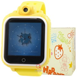 GPS Smart Kids Watch FW02T жел