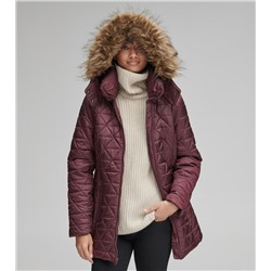 КУРТКА ЖЕНСКАЯ CYPRESS QUILTED HOODED JACKET